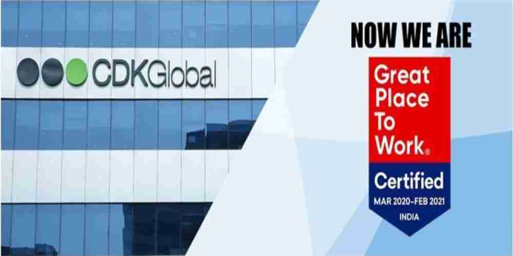 CDK Global Off Campus Drive