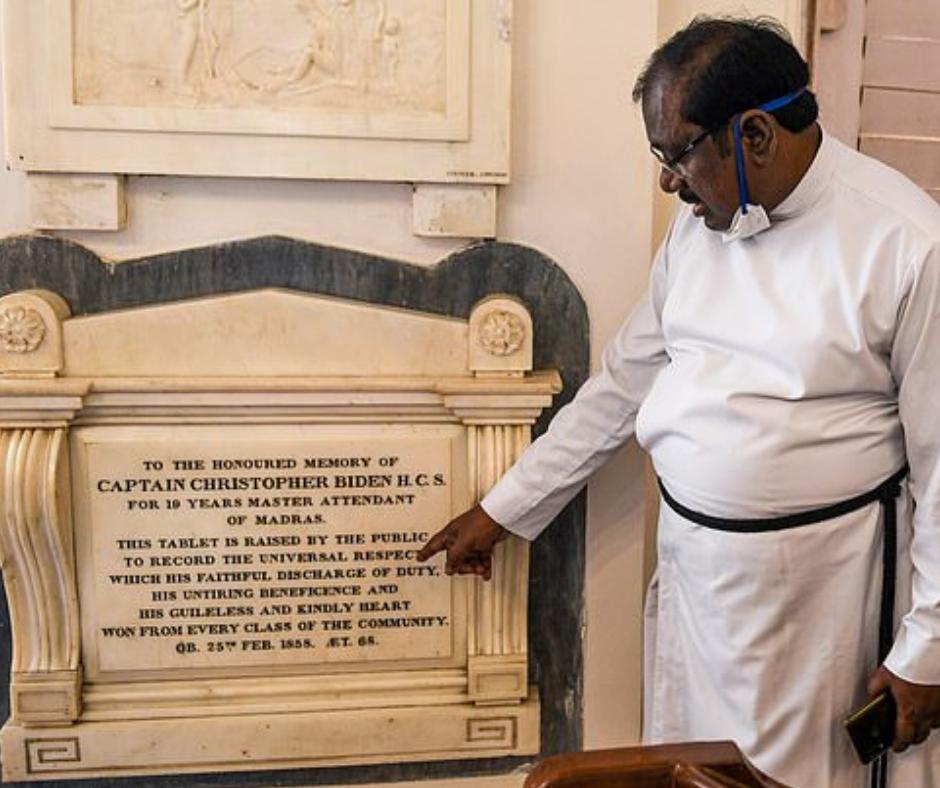 USના ઇતિહાસનું એક રહસ્યમય કનેક્શનઃ બાઈડન અને કમલા હેરિસનાં પૂર્વજો વર્ષો પહેલાં ભારતના આ સિટીમાં સાથે રહેતાં હતાં