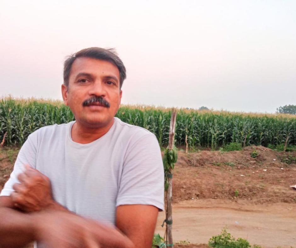 ઘરમાંથી પહેરેલ કપડે કાઢી મૂક્યા, હાથ, હૈયું અને હામ લઈને ખેતી કરી, આજે ખેતરમાં સોનું ઉગાડી રહ્યા છે જયેશ પટેલ