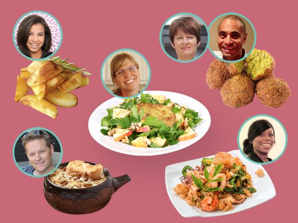 Five food stories