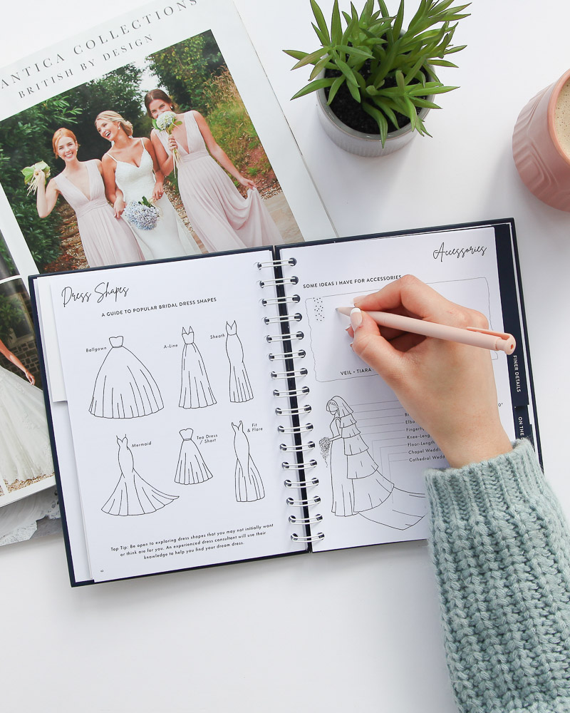 Plan your wedding with our luxury planner