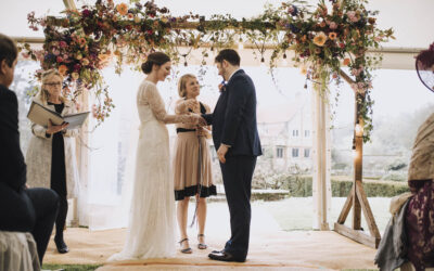 How to plan a wedding ceremony