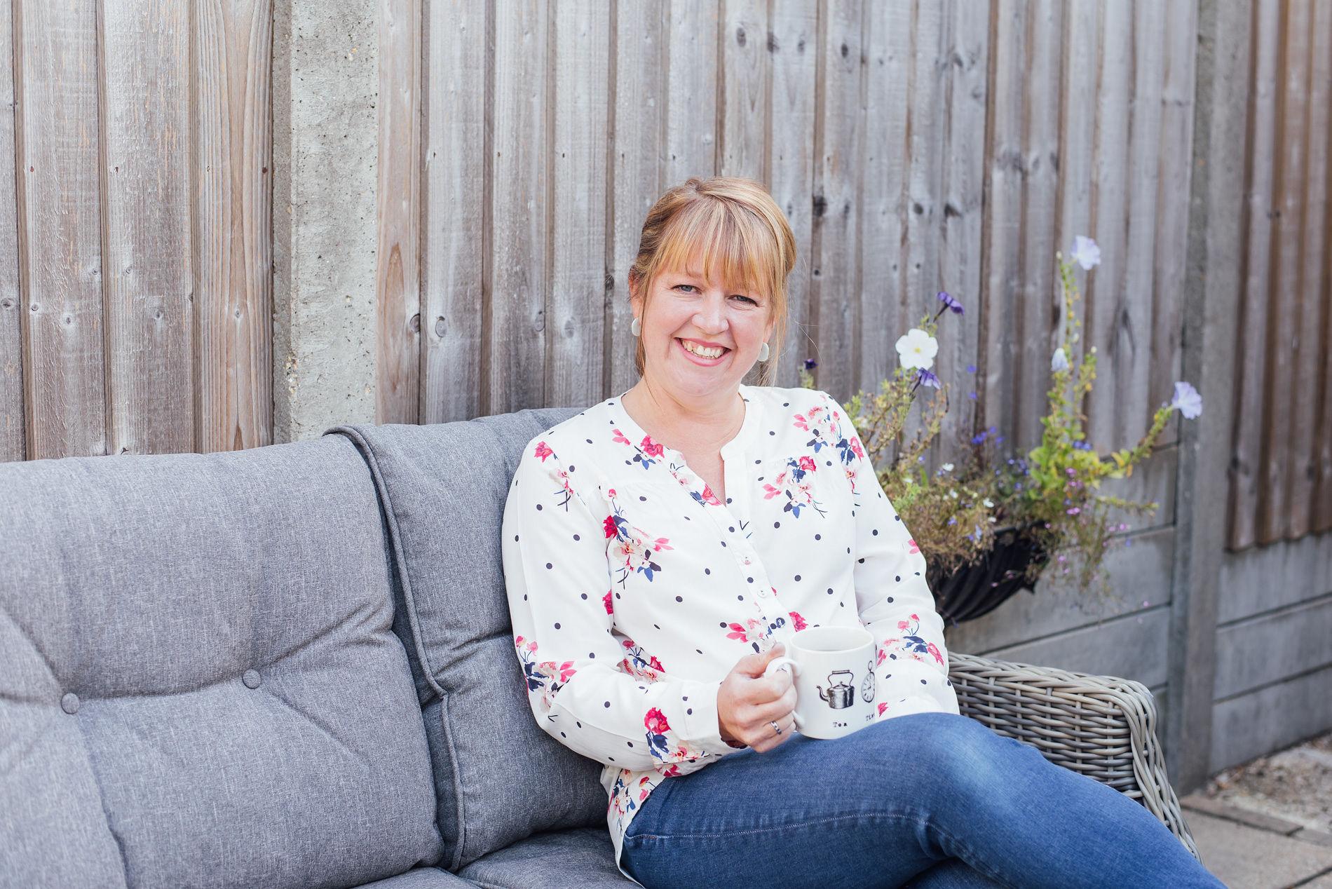 Ruth Buckingham freelance marketing consultant