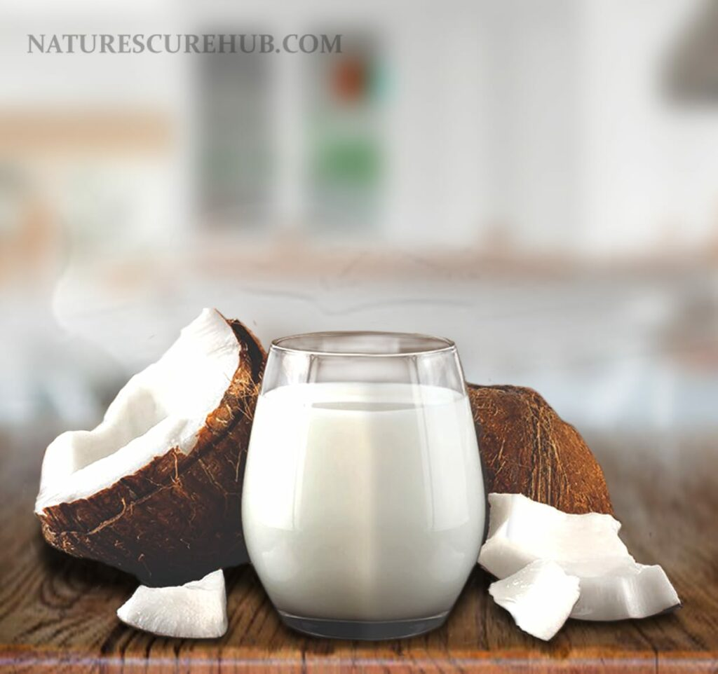 Coconut Milk for Hair Regrowth