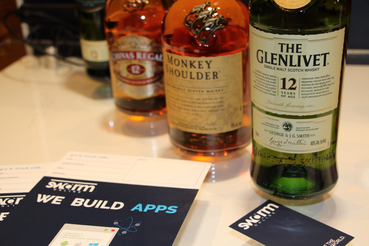 Like our single malt whisky hertitage, we build expert quality mobile Apps in Scotland