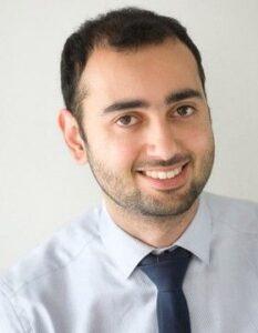 Assistant Treasurer, Sajjad Rajan