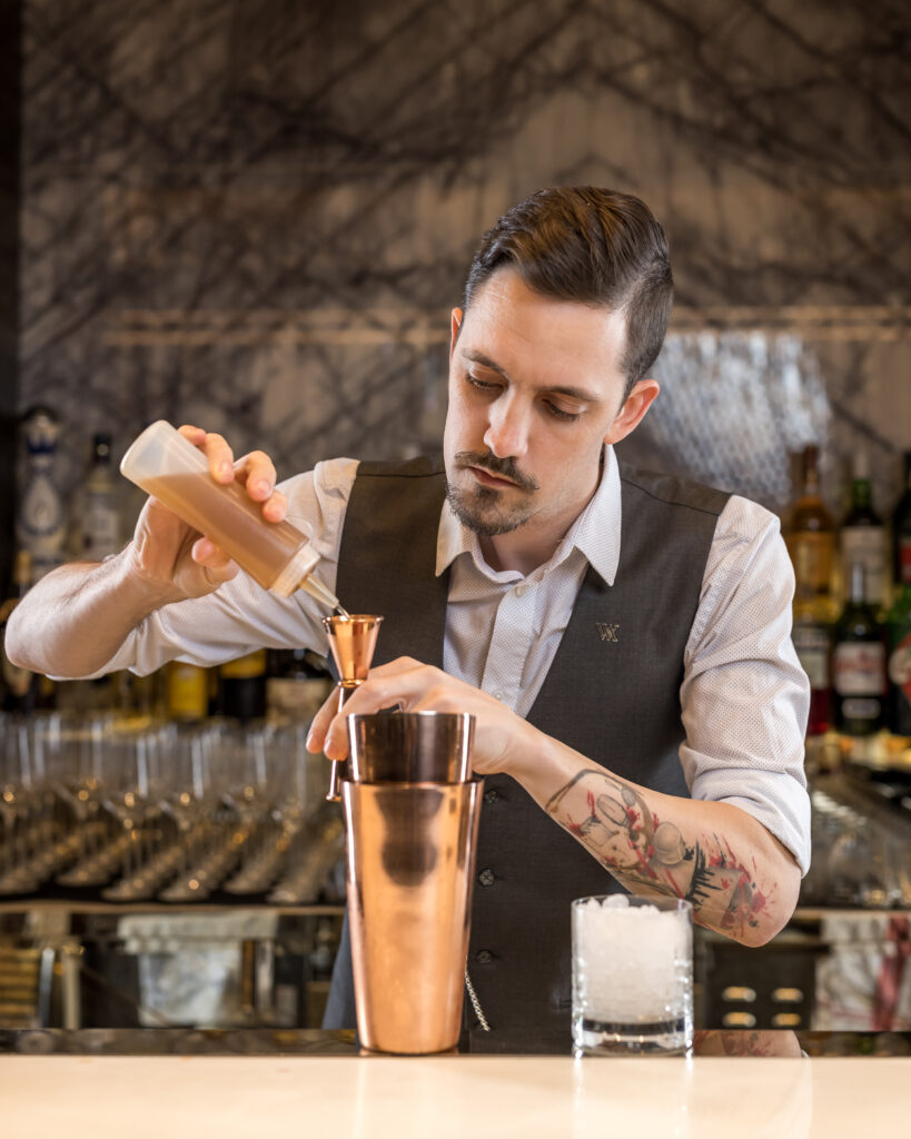Meet the mixologist: Raven Rudolph - The Restaurant Co. Stories - Food & Beverage