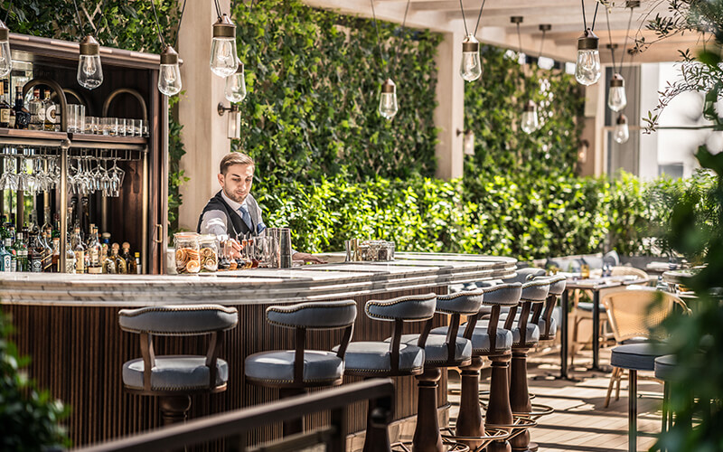 Dining experience: Mina Brasserie, Four Seasons DIFC - The Restaurant Co. Stories - Restaurants