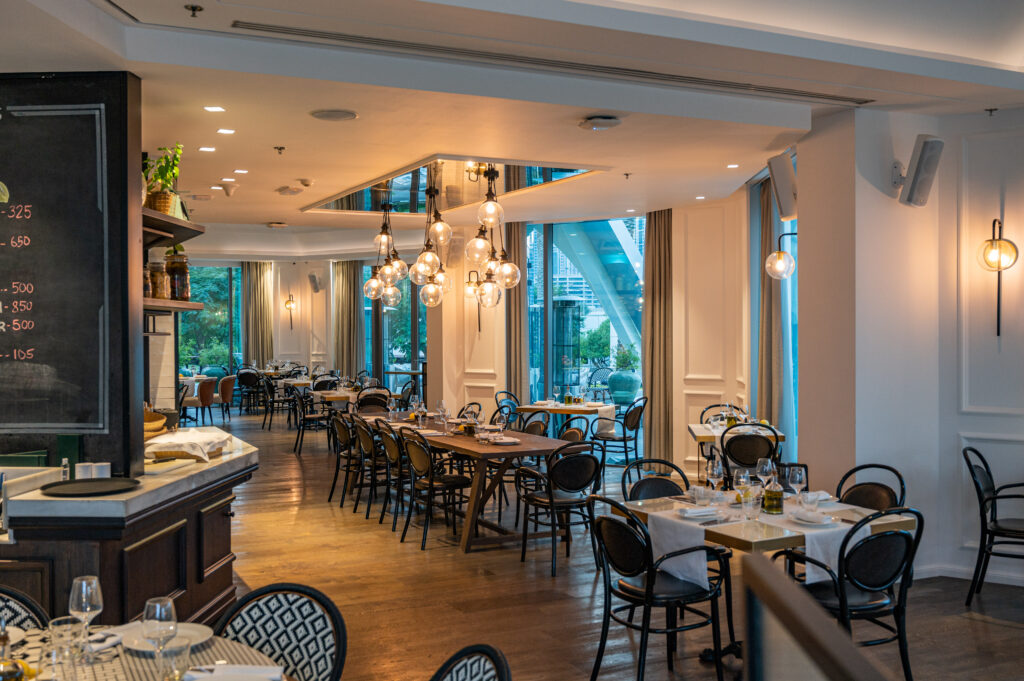 Trend talk: affordability and quality are key to restaurant wine sales at Carine - The Restaurant Co. Stories - Food & Beverage