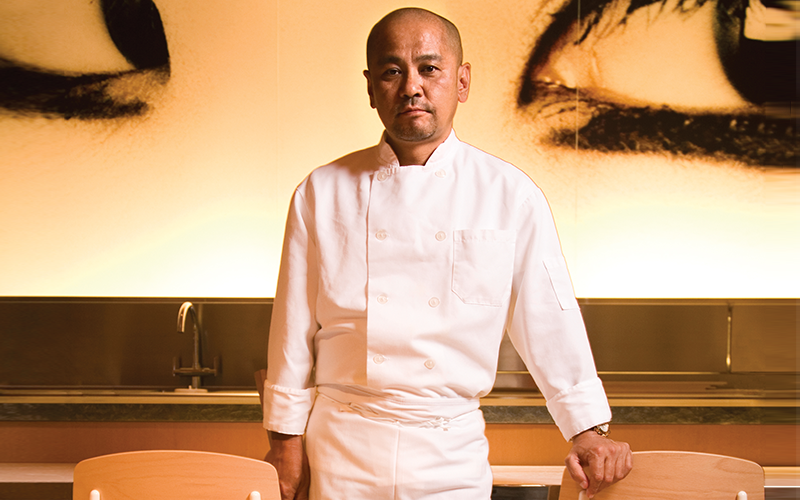 Know how: sushi etiquette with Katsuya Uechi - The Restaurant Co. Stories - Chefs - Culinary tales