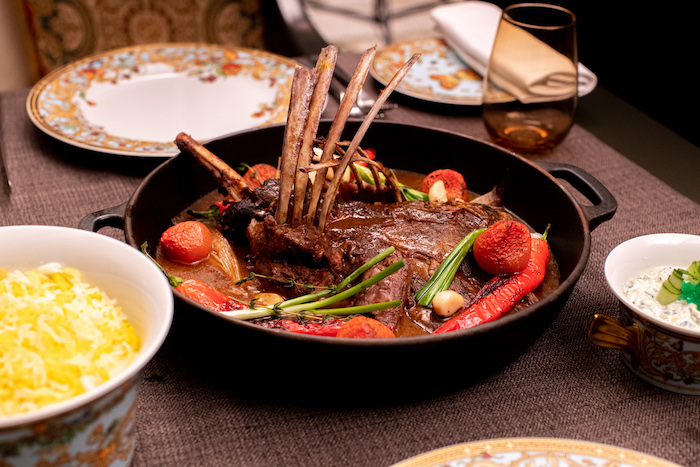 Recipe: Persian lamb shank - The Restaurant Co. Stories - Recipe