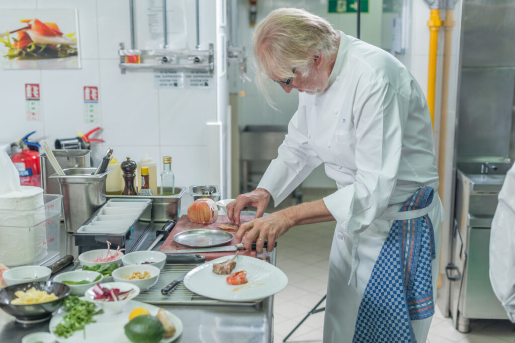 Get to know: Pierre Gagnaire - The Restaurant Co. Stories - Chefs - Culinary tales
