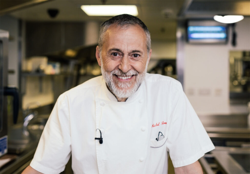 Get to know: Michel Roux Jr. - The Restaurant Co. Stories - Chefs - Culinary tales