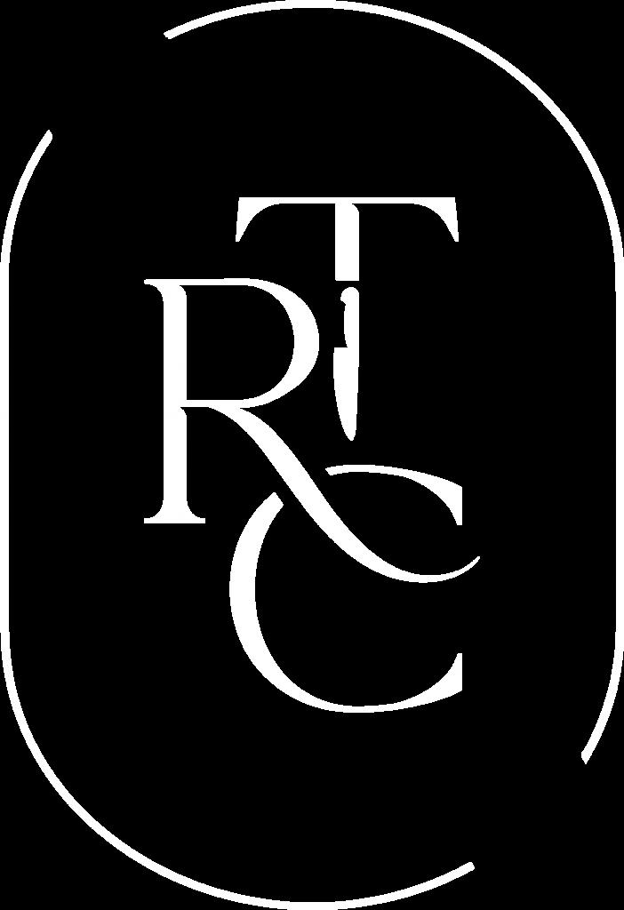 The Restaurant Co. Secondary Logo White | PR Agency in Dubai & Abu Dhabi