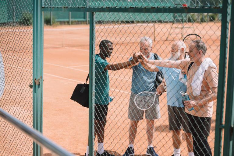 Social Tennis Session MTC