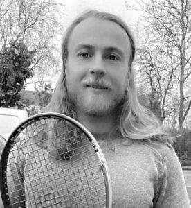 Max Braxier Club Coach at Moseley Tennis Club