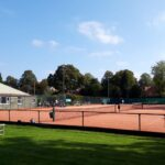 Moseley Tennis Club - Court 1