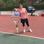 MTC Social XXL tennis racket
