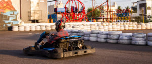 Zip our GoKarts as fast as you can!!