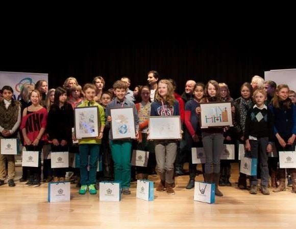 Marc Rattat remporte la deuxième édition du Concours de Dessin