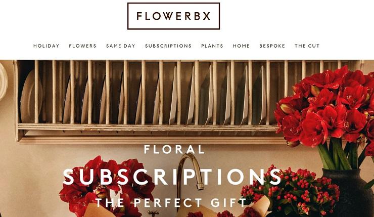 SEO Evaluation of FLOWERBX website
