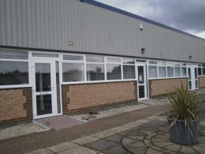 barton road, bletchley, milton keynes offices clock property
