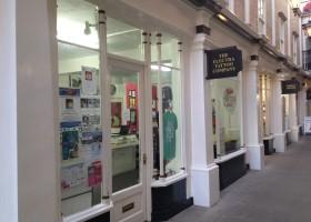 tickford arcade 7 st john st newport pagnell milton keynes retail clock property