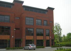 2 Copperhouse Court Caldecotte Milton Keynes Offices Clock Property