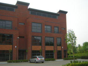2 Copperhouse Court Caldecotte Milton Keynes Offices Clock Property