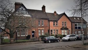 station house, newport pagnell