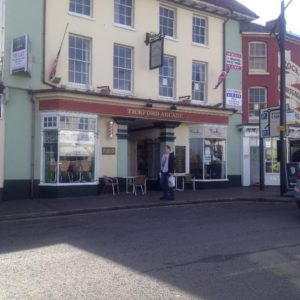 1 Tickford Arcade, Newport Pagnell
