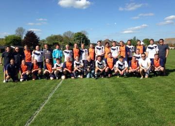 Allendale FC 50th Anniversary Picture