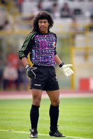 Higuita at World Cup 90