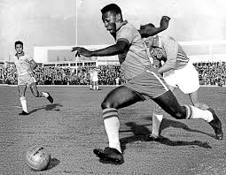Pele in the 1958 World Cup