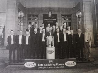 SPL Elite Coaching Forum 2006