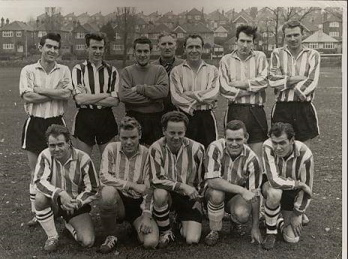 Branksome Athletic Football Club in the 1960's