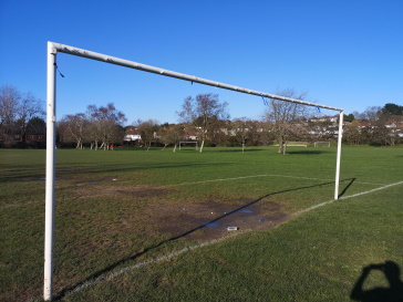 Branksome Rec Football Pitches