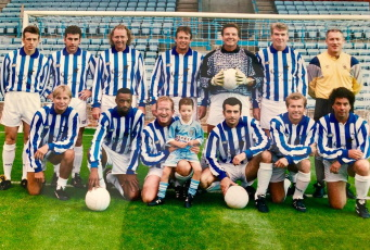 Steve Ogrizovic Charity Football Match at Highfield Road
