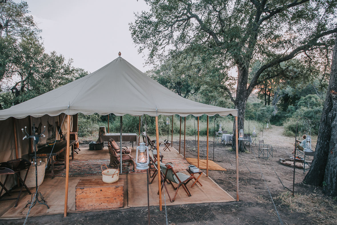 Tanda-Tula Field Camp, Timbavati, Greater Kruger
