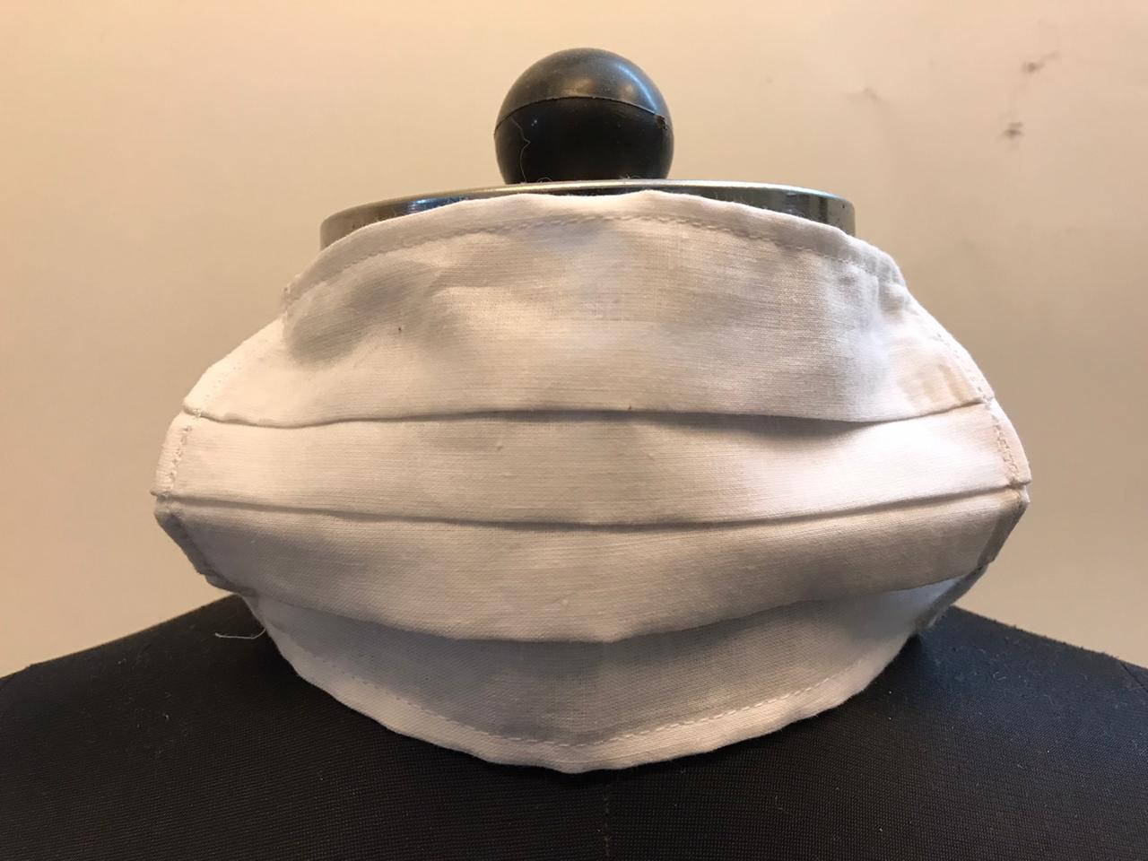 cotton washable mask.