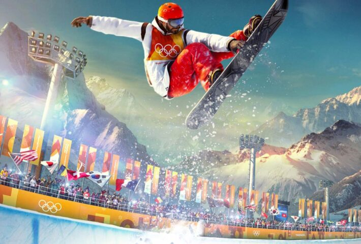 Snowboarding Events at the Winter