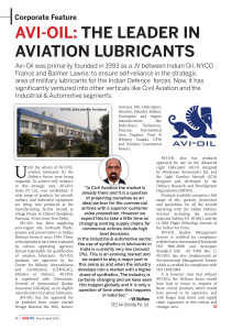 Aeromag Interview with AVI OIL-CEO-mar-apr