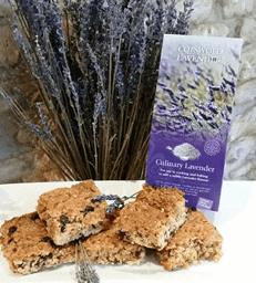 Lavender Flapjacks Recipe