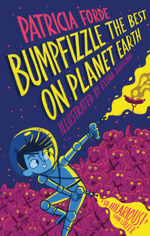 Bumpfizzle BOOK - Cover with quote
