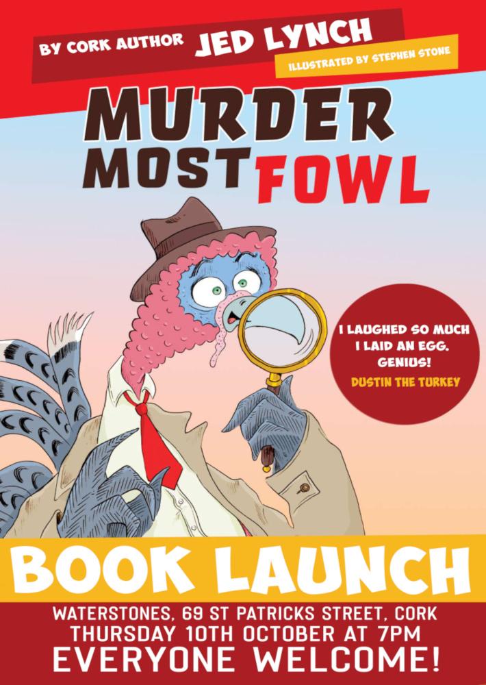 Murder Most Fowl Poster[1298]