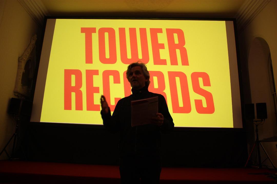Tower Records sponsorship