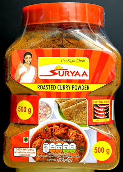 Suryaa curry powder extra hot