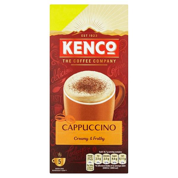 kenco cappuc