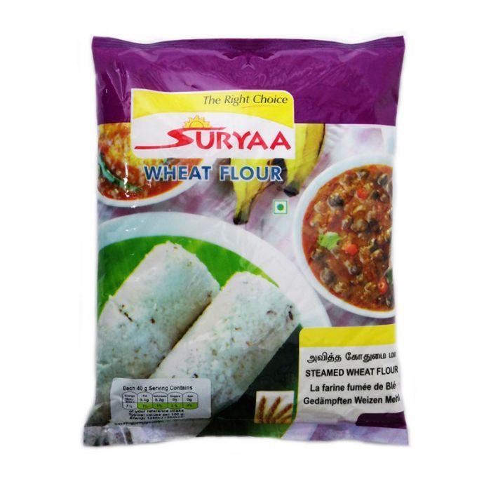 suryaa wheat flour