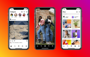 Instagram Home Screen